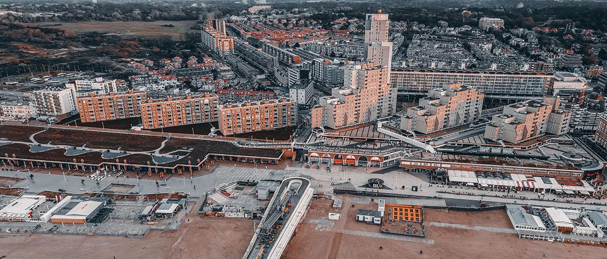 Over Scheveningen City Guide