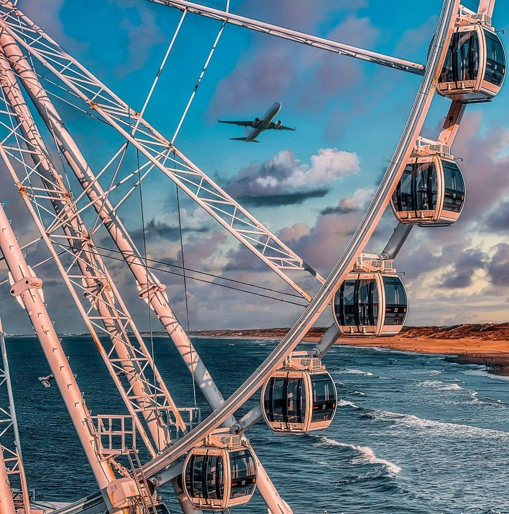 Skyview-de-pier