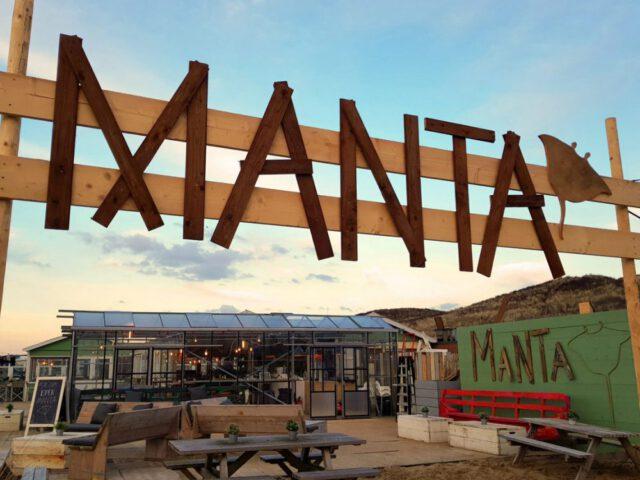 Beachclub Manta Scheveningen