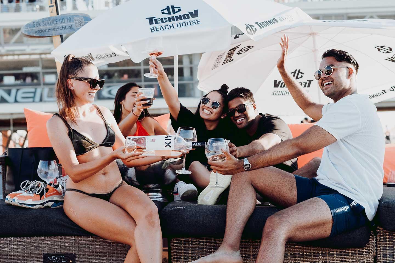 Beachclub Zeezicht